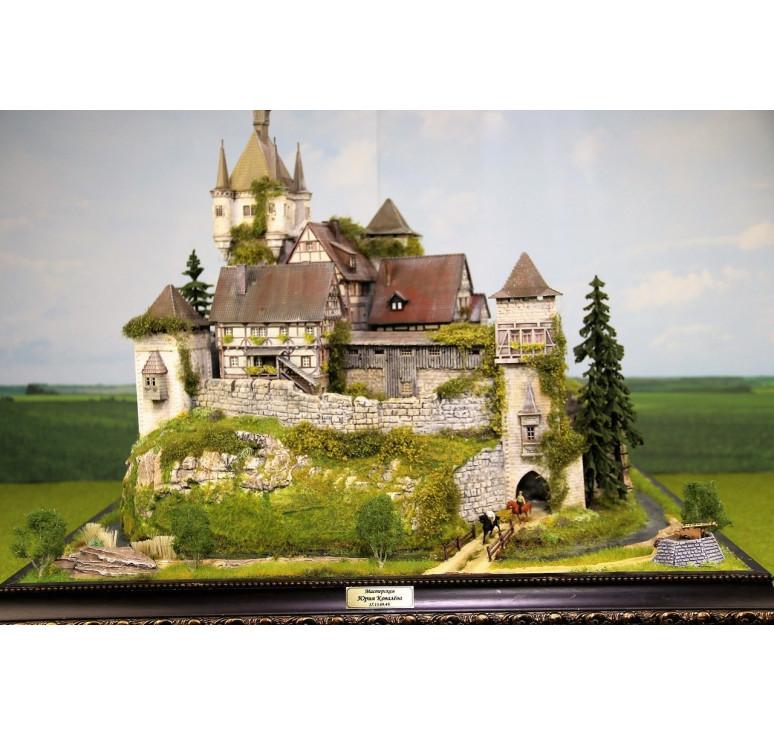 Замок «REICHSBURG» (Германия)