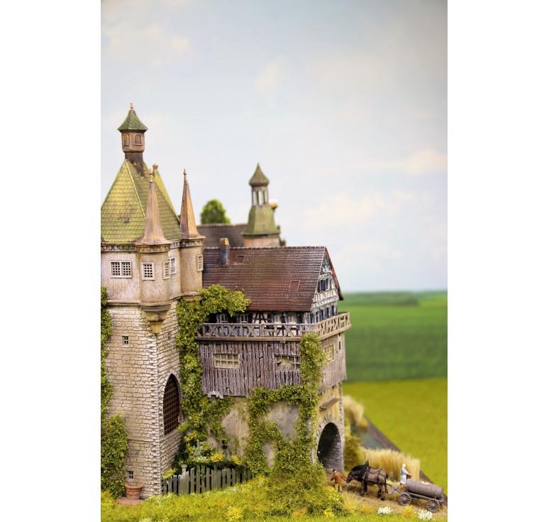 Замок «WEHRFRIED» (Германия)